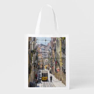Lisbon street view bag