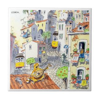 lisbon tile azulejo de lisboa 02