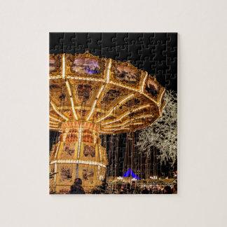 Liseberg theme park jigsaw puzzle