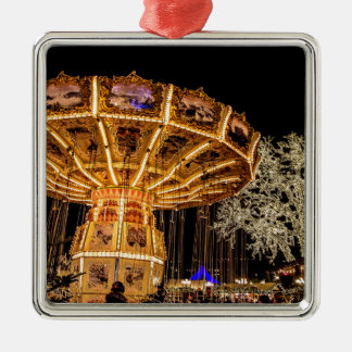Liseberg theme park metal ornament