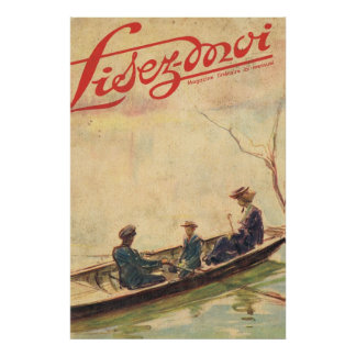 Lisez Moi cover; Family afternoon on the river Poster