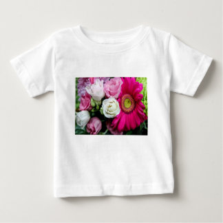Lisianthus Baby T-Shirt