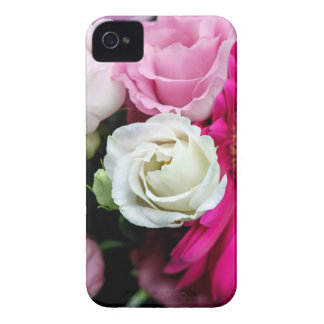 Lisianthus iPhone 4 Covers