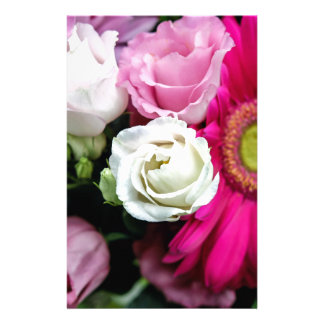 Lisianthus Stationery