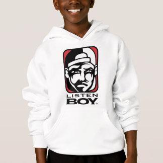 Listen Boy Clothing with Attitude