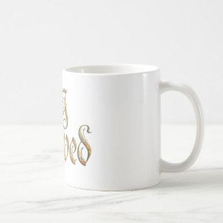 Listen, my beloved coffee mug