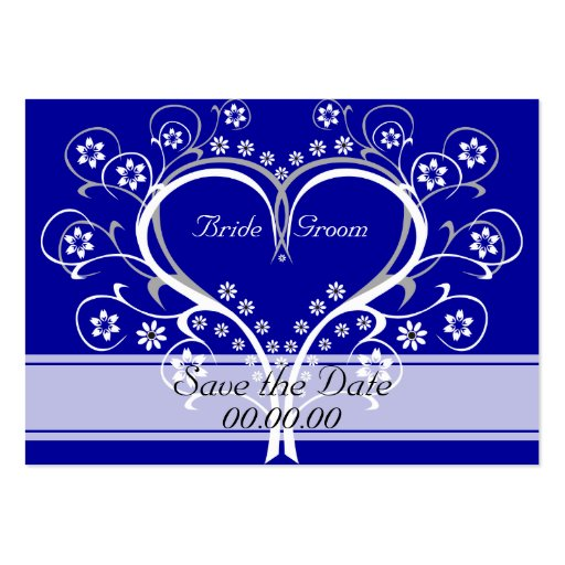 Listen To My Heart Affordable Save The Date Cards Business Card Template