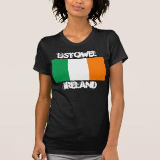 Listowel, Ireland with Irish flag Tshirts
