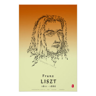 Liszt : Face the Music Poster