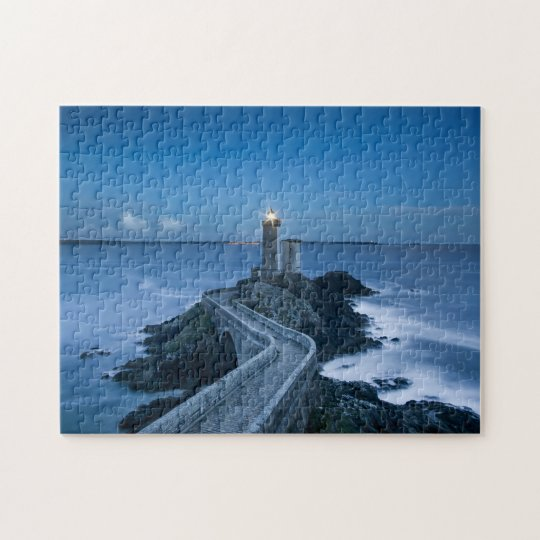Lit by Beauty 11x14 Jigsaw Puzzle