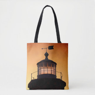 Lit House Tote Bag