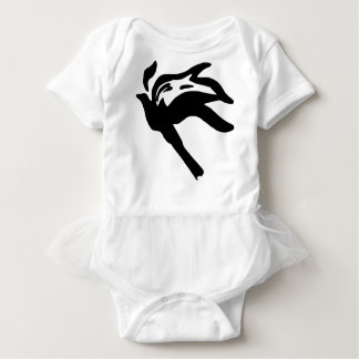 Lit Torch Baby Bodysuit