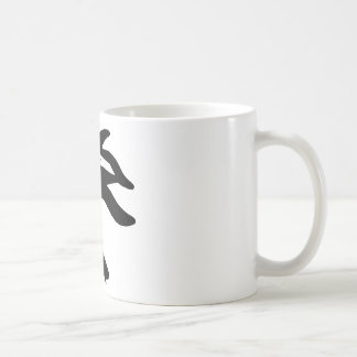 Lit Torch Coffee Mug