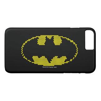 Lite-Brite Bat Emblem iPhone 8 Plus/7 Plus Case