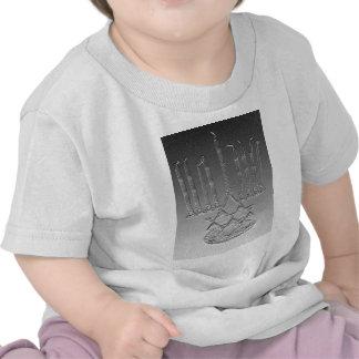 Lite the Chanukah candles T-shirt