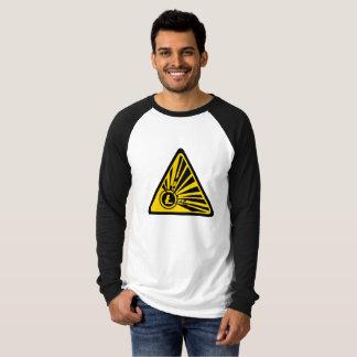 Litecoin Explosion - Long Sleeve Raglan T-Shirt