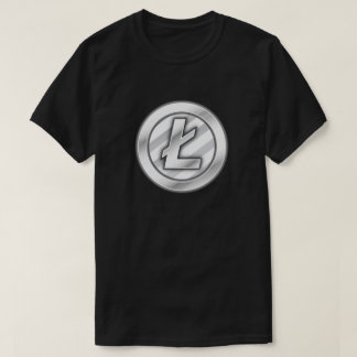 Litecoin (LTC) Crypto currency T-Shirt