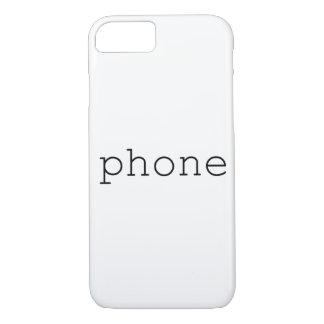Literal Design - Phone iPhone 8/7 Case