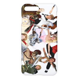 Literary Classics and Fictional Characters Dreamed iPhone 7 Plus Case