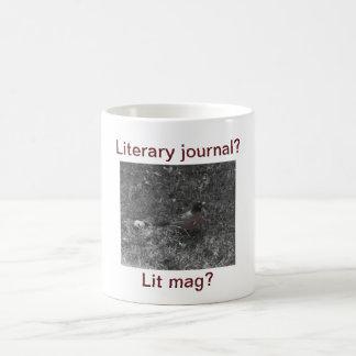 Literary Journal vs Lit Mag Mug