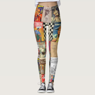 Literary Magazines tights