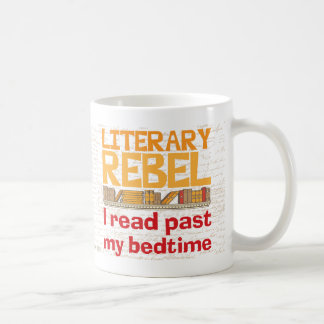 Literary Rebel Coffee Mug