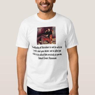 Literature Tee Shirts