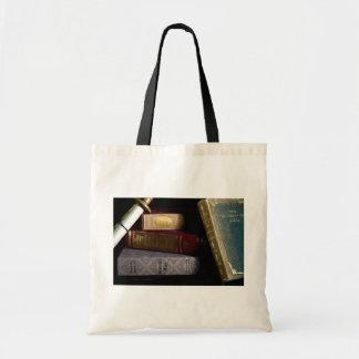 Literature Budget Tote Bag