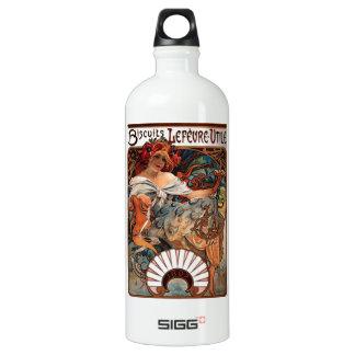 "Lithograph ""Biscuits Lefèvre-Utile"" SIGG Traveller 1.0L Water Bottle"