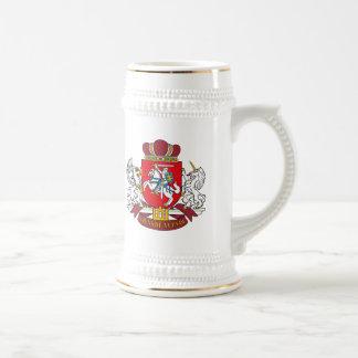 Lithuania Coat of Arms Mug