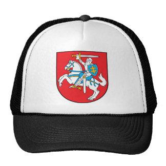 lithuania emblem cap