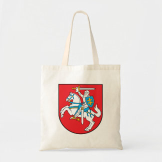 Lithuania Emblem - Coat of arms - Lietuvos Herbas Tote Bag