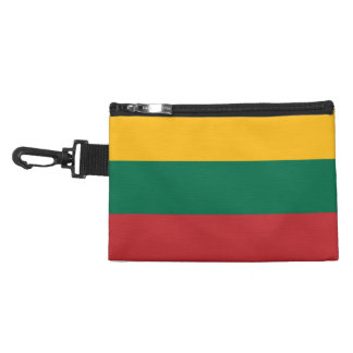 Lithuania Flag Accessory Bag