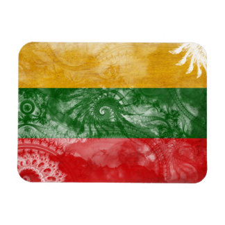 Lithuania Flag Magnet