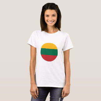 Lithuania Flag T-Shirt