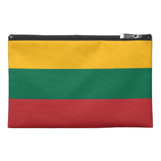 Lithuania Flag Travel Accessory Bag