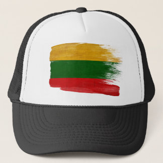 Lithuania Flag Trucker Hat