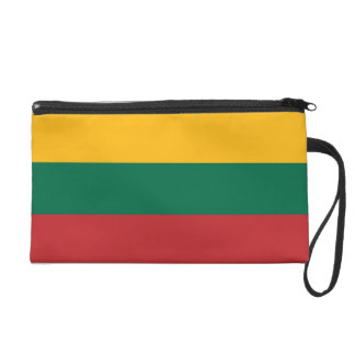 Lithuania Flag Wristlet