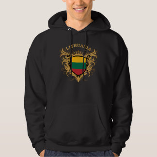 Lithuania Hooded Pullover