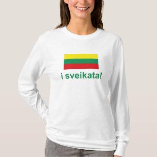 Lithuania i sveikata! (Cheers!) T-Shirt