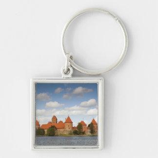 Lithuania, Trakai, Trakai Historical National 2 Key Chain