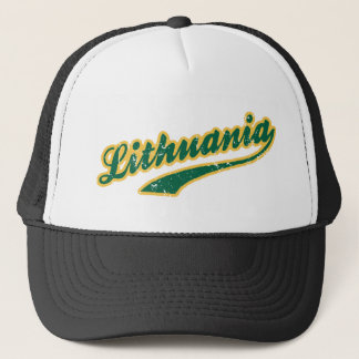 Lithuania Trucker Hat