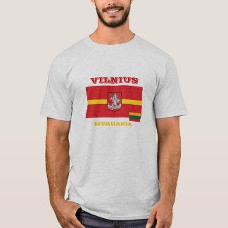 Lithuania Vilnius Flag Shirt