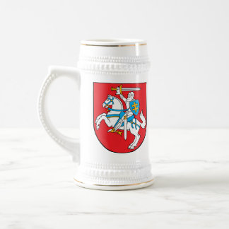 Lithuanian Coat of Arms stein