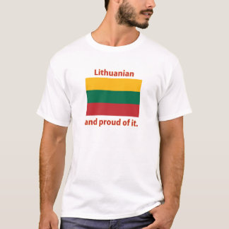Lithuanian T-shirt