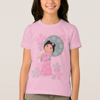 Litle Girl Kimono T-Shirt