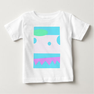 Little Abstract Monster - Kids Tees