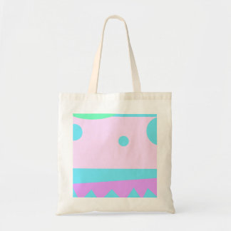 Little Abstract Monster - Bag