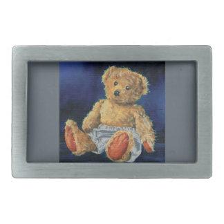 Little Acorn, a Favourite Teddy Belt Buckle
