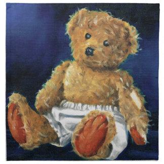 Little Acorn, a Favourite Teddy Napkin